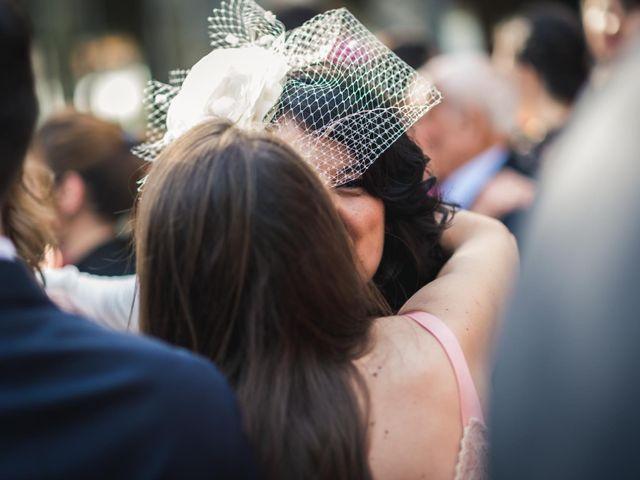 La boda de Angel y Julia en Torrelodones, Madrid 43