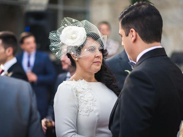 La boda de Angel y Julia en Torrelodones, Madrid 44