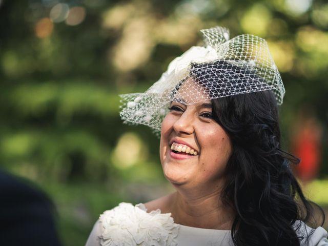 La boda de Angel y Julia en Torrelodones, Madrid 45