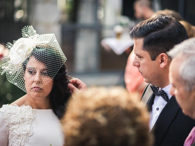 La boda de Angel y Julia en Torrelodones, Madrid 47