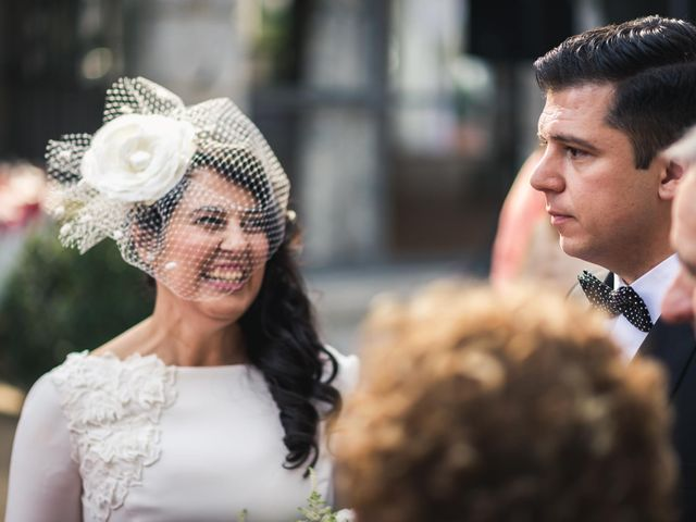 La boda de Angel y Julia en Torrelodones, Madrid 48