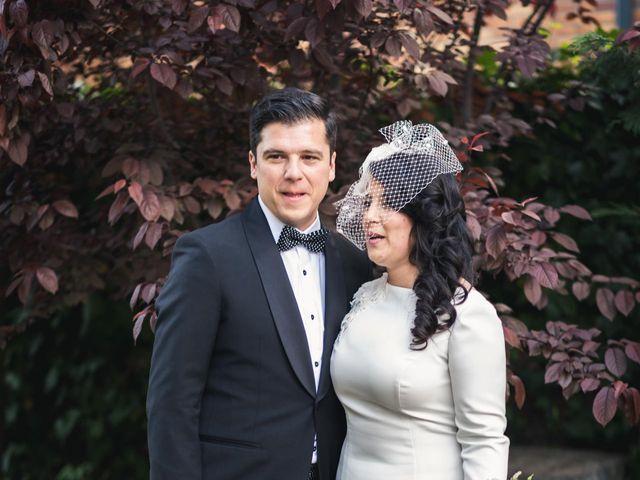 La boda de Angel y Julia en Torrelodones, Madrid 50