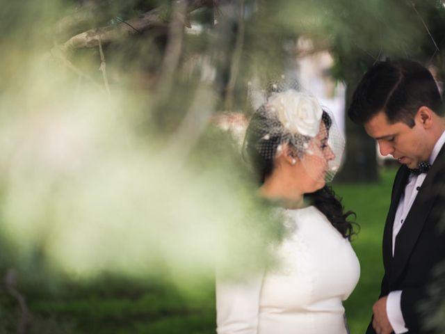 La boda de Angel y Julia en Torrelodones, Madrid 51