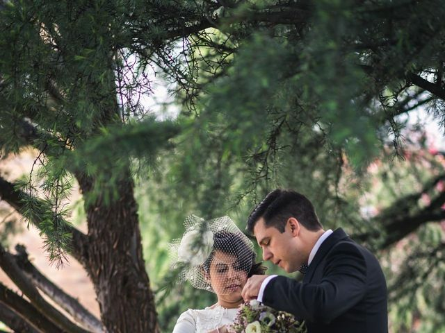 La boda de Angel y Julia en Torrelodones, Madrid 52
