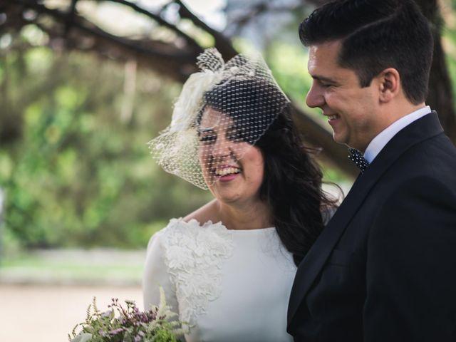 La boda de Angel y Julia en Torrelodones, Madrid 53