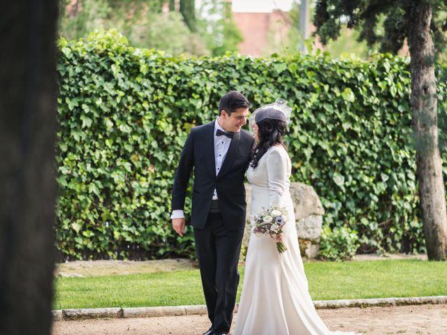 La boda de Angel y Julia en Torrelodones, Madrid 57