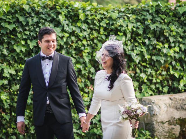 La boda de Angel y Julia en Torrelodones, Madrid 58