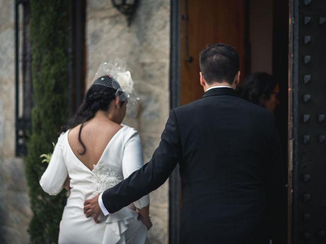 La boda de Angel y Julia en Torrelodones, Madrid 59