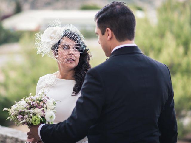 La boda de Angel y Julia en Torrelodones, Madrid 63