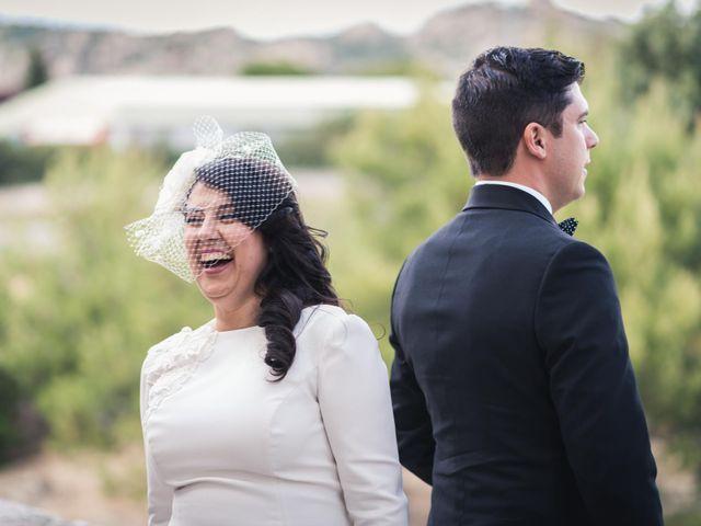 La boda de Angel y Julia en Torrelodones, Madrid 64