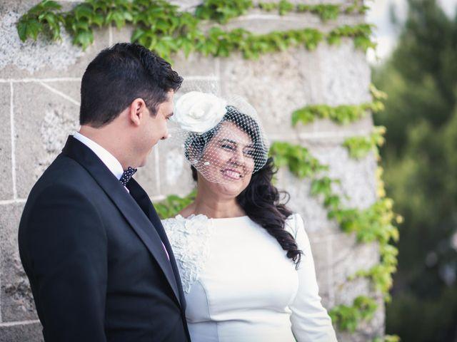 La boda de Angel y Julia en Torrelodones, Madrid 66