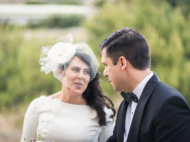 La boda de Angel y Julia en Torrelodones, Madrid 69