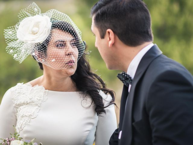La boda de Angel y Julia en Torrelodones, Madrid 70