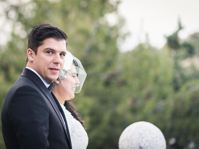 La boda de Angel y Julia en Torrelodones, Madrid 72