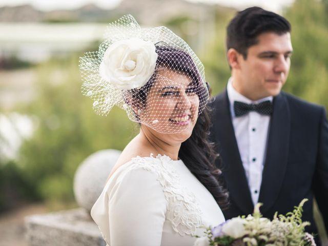 La boda de Angel y Julia en Torrelodones, Madrid 74