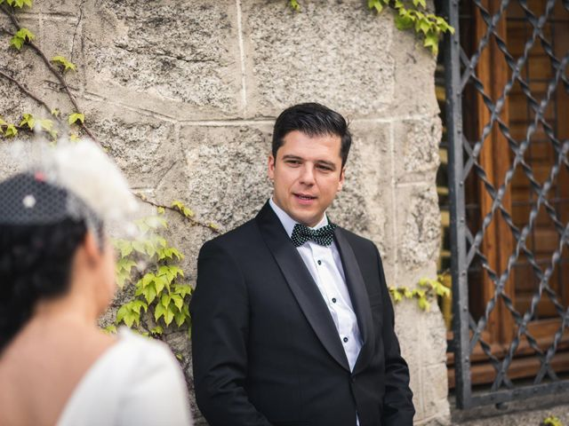 La boda de Angel y Julia en Torrelodones, Madrid 79