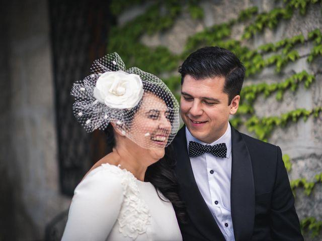 La boda de Angel y Julia en Torrelodones, Madrid 81