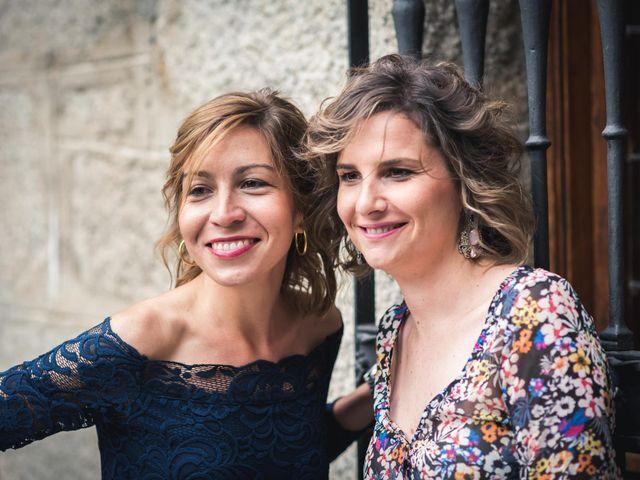 La boda de Angel y Julia en Torrelodones, Madrid 98