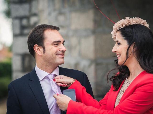 La boda de Angel y Julia en Torrelodones, Madrid 99