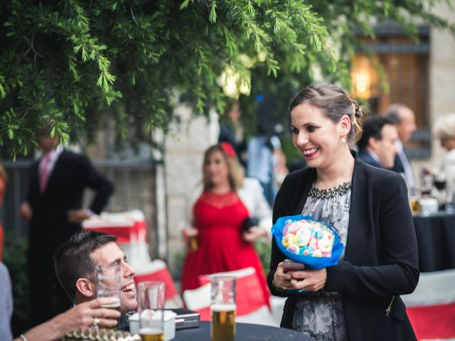 La boda de Angel y Julia en Torrelodones, Madrid 106