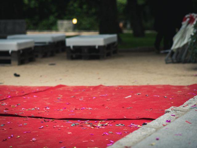 La boda de Angel y Julia en Torrelodones, Madrid 108
