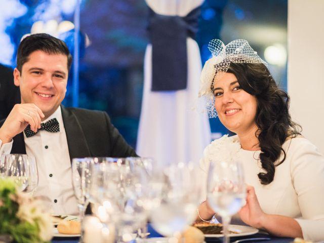 La boda de Angel y Julia en Torrelodones, Madrid 119