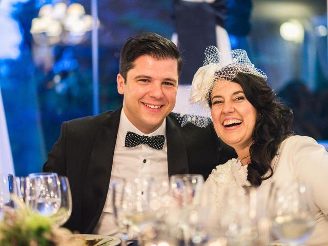 La boda de Angel y Julia en Torrelodones, Madrid 120