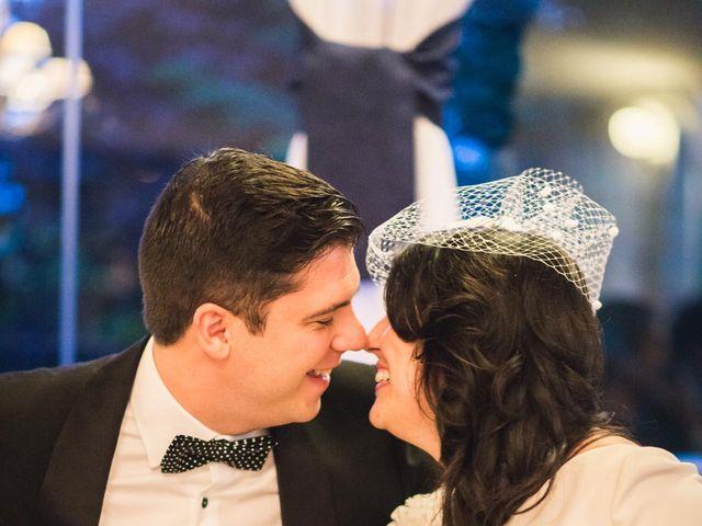 La boda de Angel y Julia en Torrelodones, Madrid 121