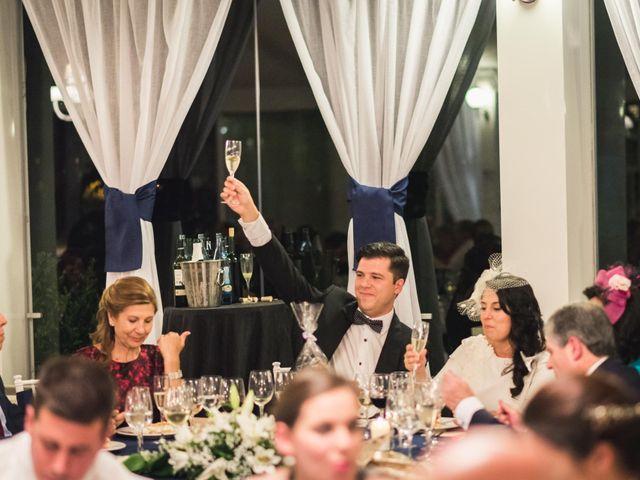 La boda de Angel y Julia en Torrelodones, Madrid 127