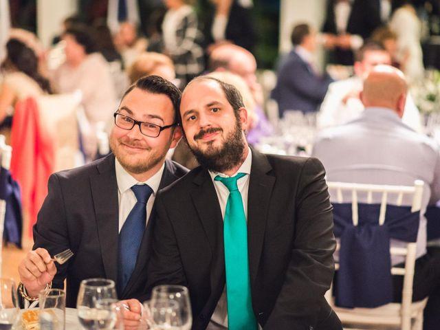 La boda de Angel y Julia en Torrelodones, Madrid 129