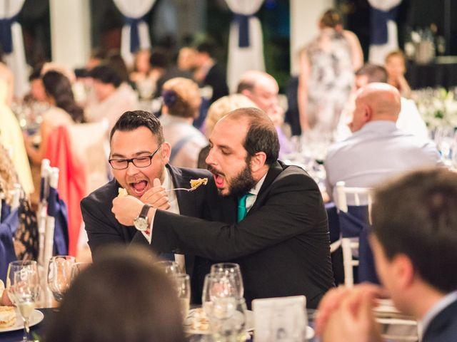 La boda de Angel y Julia en Torrelodones, Madrid 130