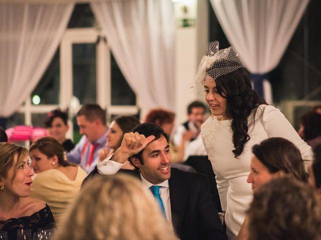 La boda de Angel y Julia en Torrelodones, Madrid 134