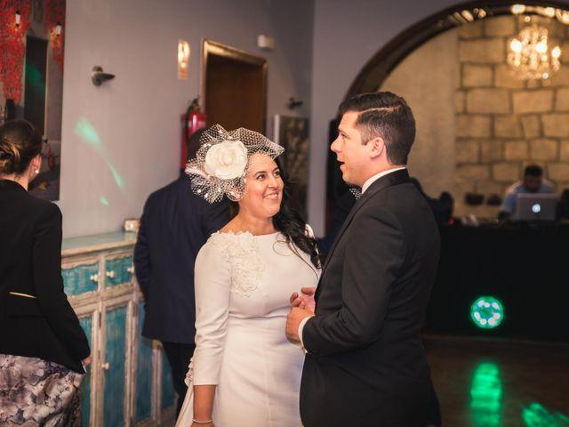 La boda de Angel y Julia en Torrelodones, Madrid 136