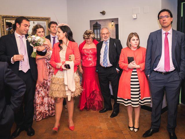 La boda de Angel y Julia en Torrelodones, Madrid 138