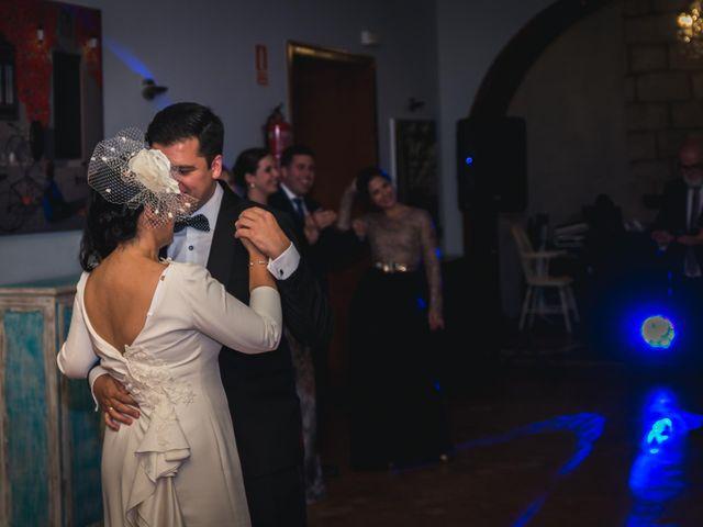 La boda de Angel y Julia en Torrelodones, Madrid 140