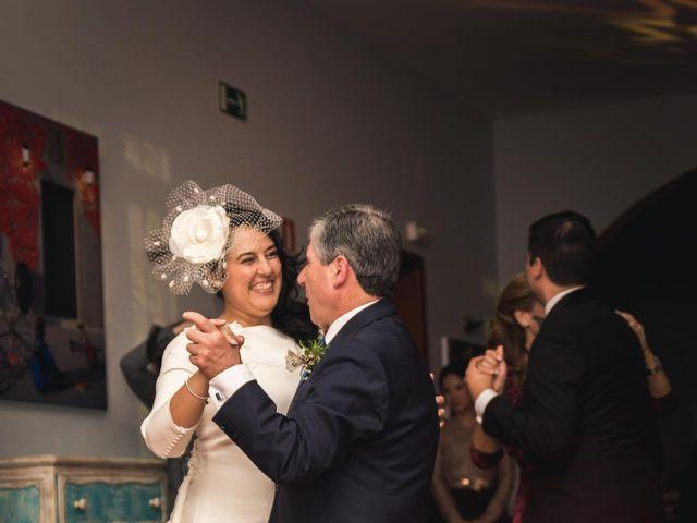 La boda de Angel y Julia en Torrelodones, Madrid 144