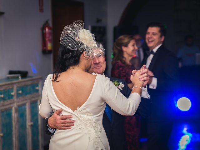La boda de Angel y Julia en Torrelodones, Madrid 145