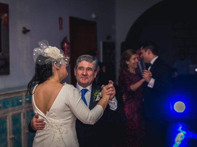 La boda de Angel y Julia en Torrelodones, Madrid 146