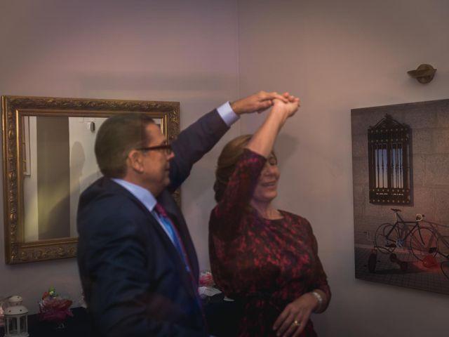 La boda de Angel y Julia en Torrelodones, Madrid 150