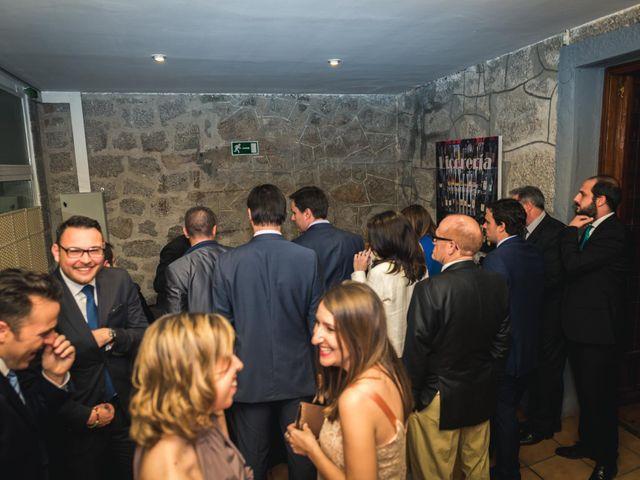 La boda de Angel y Julia en Torrelodones, Madrid 154