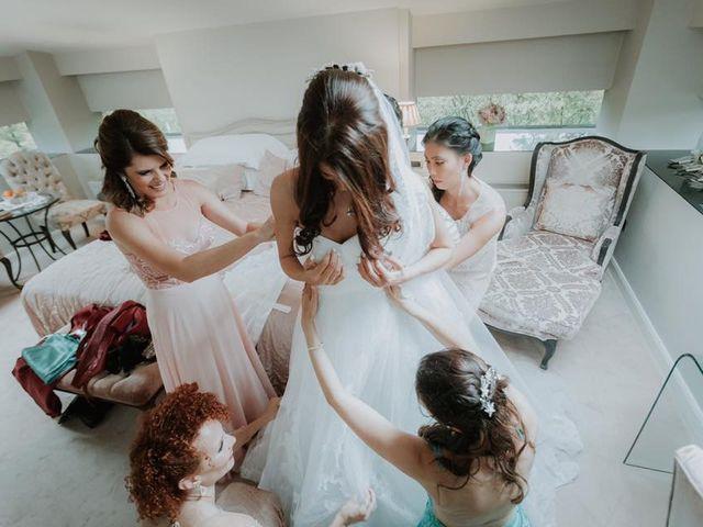 La boda de Angel y Fabiana en Oviedo, Asturias 42