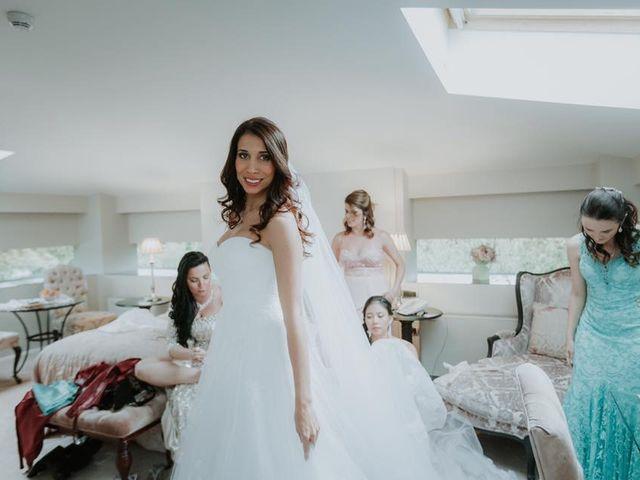 La boda de Angel y Fabiana en Oviedo, Asturias 44