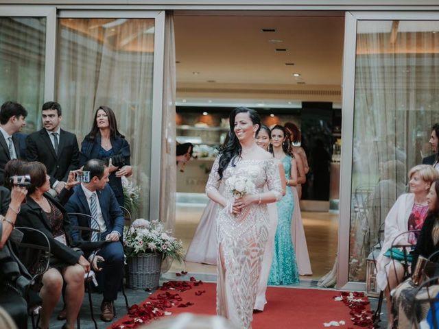 La boda de Angel y Fabiana en Oviedo, Asturias 46