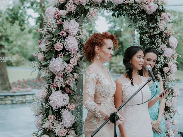 La boda de Angel y Fabiana en Oviedo, Asturias 47