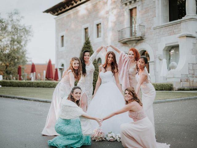 La boda de Angel y Fabiana en Oviedo, Asturias 54