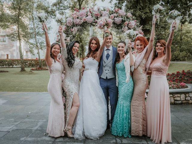 La boda de Angel y Fabiana en Oviedo, Asturias 60