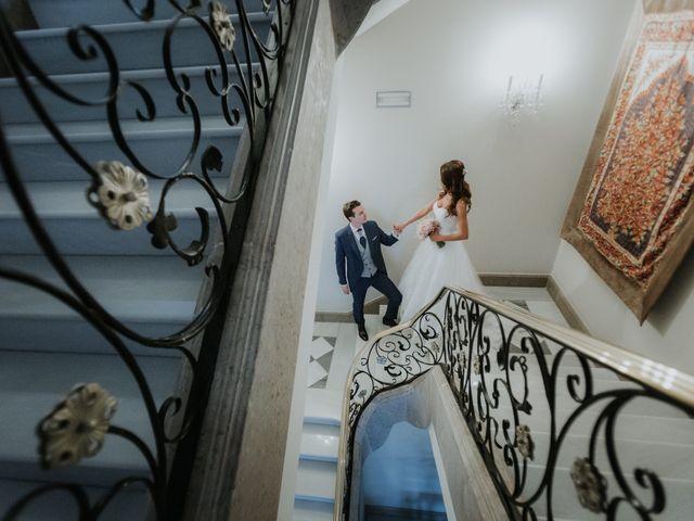 La boda de Angel y Fabiana en Oviedo, Asturias 67
