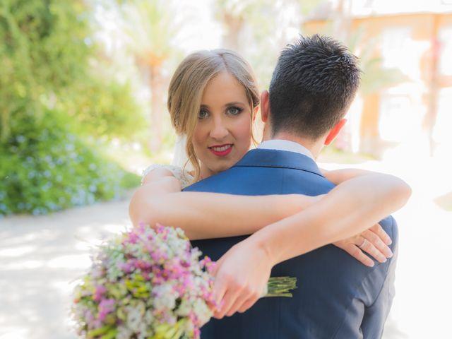 La boda de Marta y Antonio