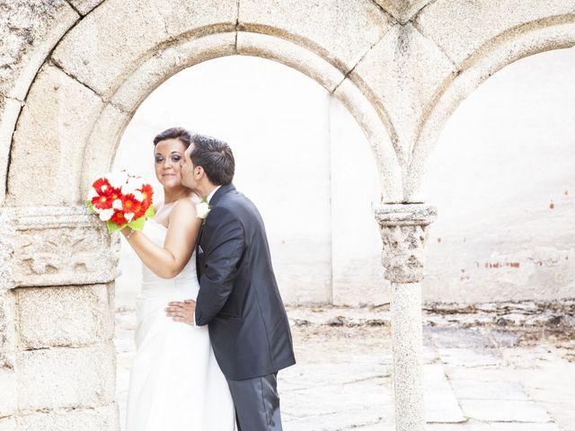 La boda de David y Jeni