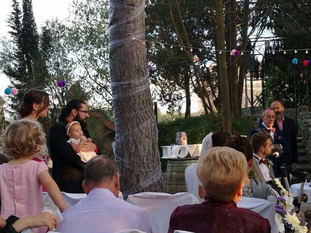 La boda de Miguel y Carla en Vilafranca Del Penedes, Barcelona 2